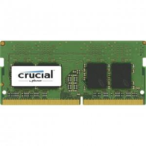 Memoria Ram Crucial CT8G4SFS824A da 8 GB, DDR4, 2400 MT/s, PC4-19200, Single Rank x8, SODIMM, 260-Pin