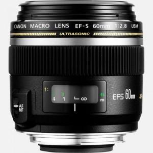 Obiettivo Canon EF-S 60mm f/2.8 Macro USM - 0284B007