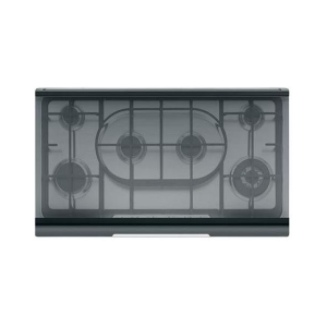 Coperchio vetro fumè per piani linea slim 90 cm Electrolux EHLSL90K
