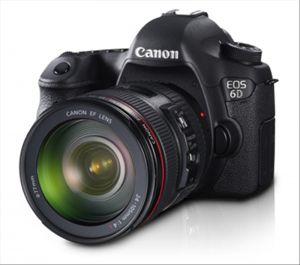Fotocamera Canon EOS 6D + 24-105mm L IS USM