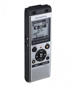 OLYMPUS Registratore Digitale WS-852 4GB argento