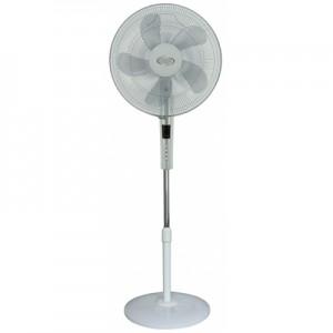 ARGOSTANDY WHITE Ventilatore a Piantana Diametro 40 cm con Telecomando