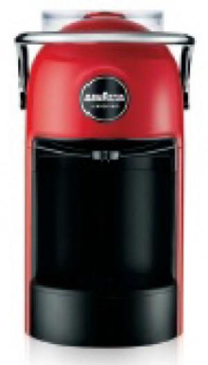 LAVAZZAMacchina da Caffè Espresso Automatica Jolie A Modo Mio Serbatoio 0.6 Lt. Potenza 1250 Watt Colore Rosso 18000070