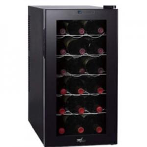 Cantinetta 18 bottiglie 54 litri, display led, tasti sfioramento Melchioni