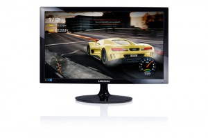 SAMSUNG Monitor 24' LED Full HD Gaming S24D330 1920 x 1080 Tempo di Risposta 1 ms