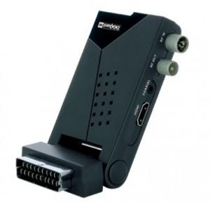 DIGIQUESTRicevitore Digitale Terrestre HD DVB-T Supporto MPEG2