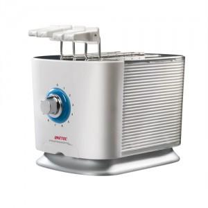 IMETEC7803 Tostapane a 2 Scomparti Con Timer Potenza 600 Watt Colore Grigio