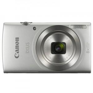 "CANONFotocamera Digitale IXUS 185 20 Mpx Zoom Ottico 8x Display 2.7"" Colore Argento"