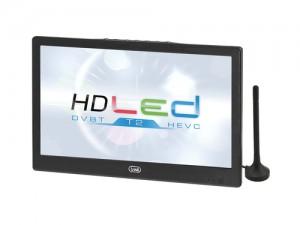 """TREVITV Portatile 10,1"""" 2010HE00 Ricevitore DVB-T2"""
