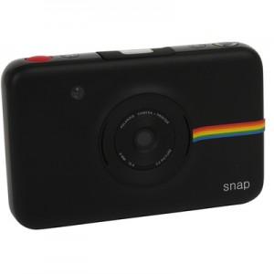 POLAROIDSnap Nero Fotocamera Digitale a Sviluppo Instantaneo Stampa ZINK Sensore 10Mpx
