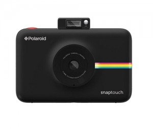 POLAROIDFotocamera Istantanea Snap Touch Stampa ZINK Sensore 13Mpx - Nero