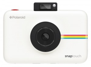 POLAROID Fotocamera Istantanea Snap Touch Stampa ZINK Sensore 13Mpx - Bianco