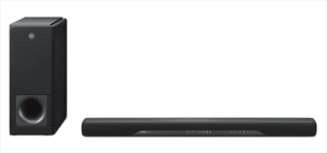 YAMAHASoundbar YAS-207 Potenza Totale 200W HDMI / Bluetooth Colore Nero