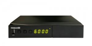 Digiquest 8500 CI HD 1sintonizzatore/sintonizzatori Cablato Nero decodificatore