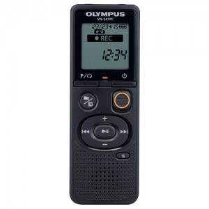 OLYMPUS Registratore VN-541PC 4GB Nero - Europa