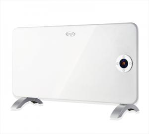 ARGOMinimal Termoconvettore Elettrico Potenza 1500 W con Timer e Telecomando