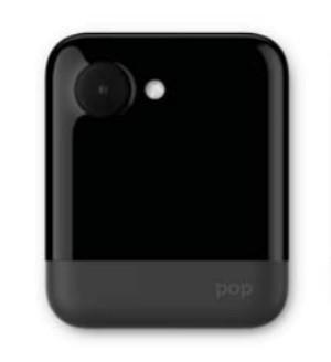 POLAROIDPOP 89 x 108mm Nero fotocamera a stampa istantanea