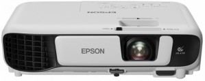 EPSONProiettore EB-S41 3300 ANSI lumen Rapporto Contrasto 15000: 1 WUXGA 800 x 600 Pixel Colore Bianco