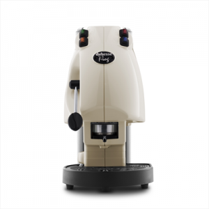 Borbone Frog Revolution Macchina da Caffe' a Cialde 650W Avorio
