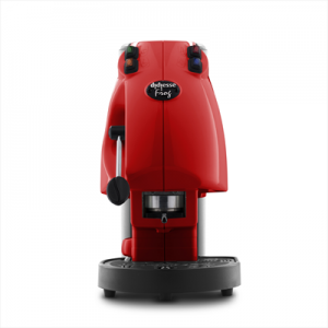 Didiesse Frog Revolution Libera installazione Macchina per caffè  Rosso 1,5 L Semi-automatica