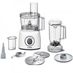 BOSCHMCM3200W Robot da Cucina Potenza 800 Watt Colore Bianco