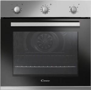 CANDYForno Elettrico da Incasso FCP502X Capacità 65 L Multifunzione Ventilato Potenza 2100 W Colore Acciaio Inox
