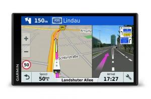 """GARMINNavigatore GPS Camper 770 LMT-D Display 6.95"""" Mappe Europa 45 Paesi aggiornamenti mappe autoveolx traffico inclusi a vita. Connessione allo smartphone tramite bluetooth"""
