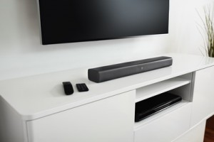 JBL Soundbar Studio 2.0 Compatta con Connettività Wireless Bluetooth Potenza 30 Watt