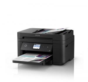 EPSONStampante Multifunzione WF-2860DWF Inkjet a Colori Stampa Copia Scansione Fax A4 33 / 20 Ppm Ethernet, NFC / USB / Wi- Fi