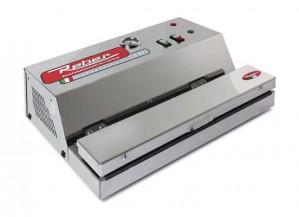 REBERMacchina Sottovuoto Automatica Ecopro 30, -850Mb, 18Lt / Min, Inox, 200W, Grigio