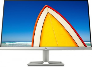 "Hp Monitor Led Hp Encore 24f 23,8"" Led Ips 16:9 Fullhd, 300 Cd/m², Constrasto 1000:1, 5m"