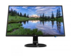 """HP 24y Monitor Piatto per Pc 23,8"""" Full Hd Led Opaco Nero"""