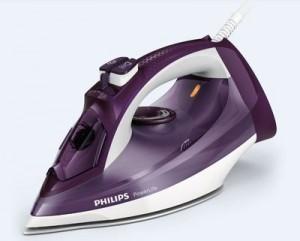Philips PowerLife Ferro a Vapore SteamGlide 2400W Gc2995/30