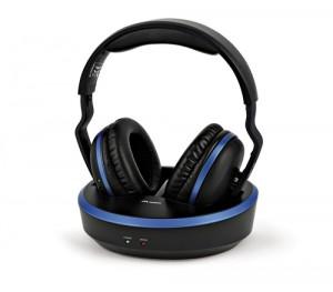 Meliconi Cuffia Hp-Comfort Wireless Ricaricabile 863mhz 3 Canali