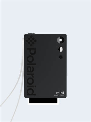 POLAROIDMint Camera Black Mint Camera - Selfie