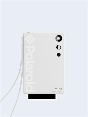 POLAROIDMint Camera White Mint Camera - Selfie