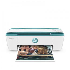 HP DeskJet 3762 Stampante Multifunzione Wireless con Scanner 4800x1200 Dpi