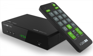Adb I-Can T370 Decoder Digitale Terrestre Hd Telecomando 2 in 1
