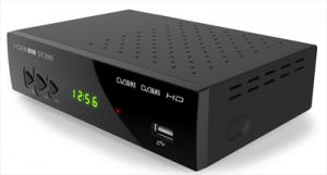 Adb i-CAN ST390 Ricevitore Digitale Terrestre Hd Combo Sat+Dtt  S2/t2 Hevc Usb Rec and Play
