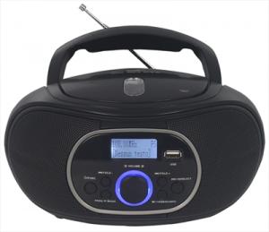 MAJESTICAh-260 Dab Mp3-Usb-Ax Con Radio