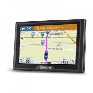 """GARMINNavigatore Drive 61 LMT-S Display 6"""" Mappe Europa Completa con aggiornamento gratuito a vita di mappa autovelox e traffico"""
