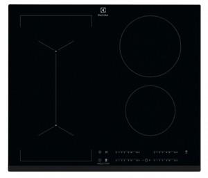 Electrolux LIV63443 Piano Cottura Nero da Incasso A Induzione 4 Zone