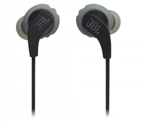 Jbl Endurance RUN Cuffia Intra-Auricolari Sportivi Wireless Bluetooth Nero