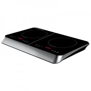 Ardes Fornetto Elettrico a Induzione Kookie Duo 2000 + 1500W Display Digitale