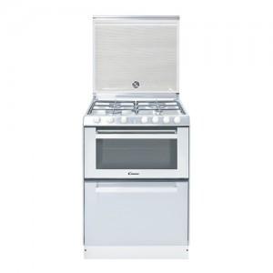 Candy TRIO 9501/1W Forno con Piano Cottura  e Lavastoviglie Libera Installazione Bianco