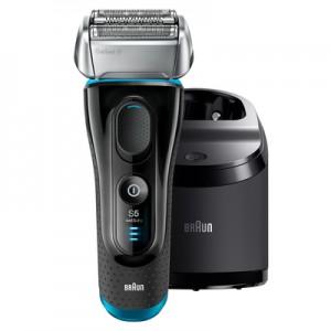 Braun 5190CCWD Rasoio Ricaricabile Serie 5 Wet&Dry Sistema Clean & Charge