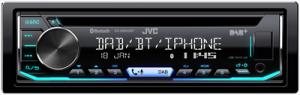 Jvc KD-DB902BT Sinto Cd Bluetooth Dab Antenna Opzionale Nero