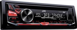 Jvc Autoradio Dab Ipod/Iphone Music Playback