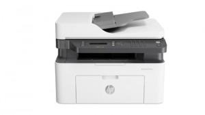 HPStampante Multifunzione Laser MFP 137fnw Laser B / N Stampa Copia Scansione Fax A4 21 Ppm USB