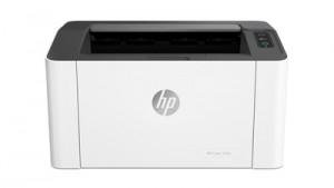 HPStampante 107w Laser B / N A4 21 Ppm USB Ethernet Lan